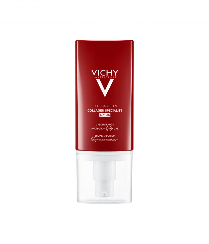 Vichy Liftactiv Collagen Specialist  SPF25 fotografija proizvoda e1582300441924 Vichy Anti Age inovacija: poglavlje kolagen!