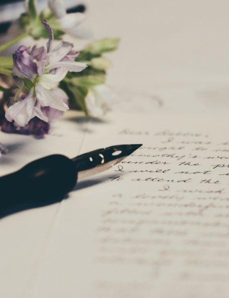 Pismo prijatelju