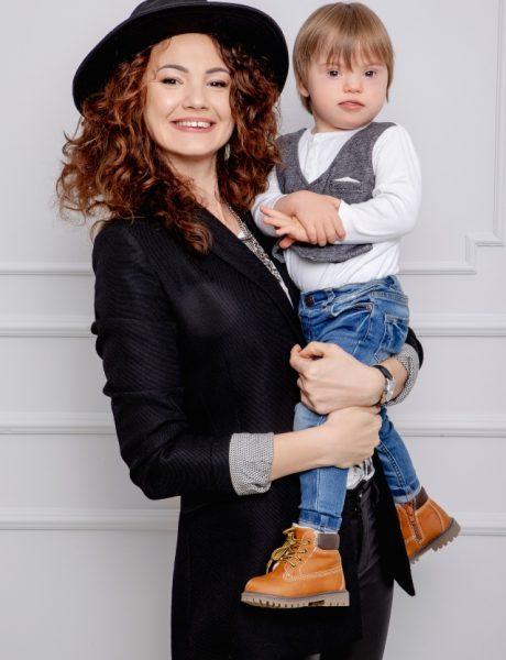 Mame čiji je posao da pripreme svet za svoju jedinstvenu decu: Gordana Vukićević i Vuk Ivanišević