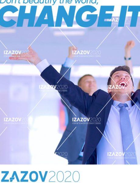 IZAZOV: Forum komunikacionih lidera 2020.