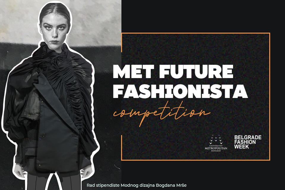 MET Future Fashionista vizual Rethink Redesign i novo takmičenje MET Future Fashionista