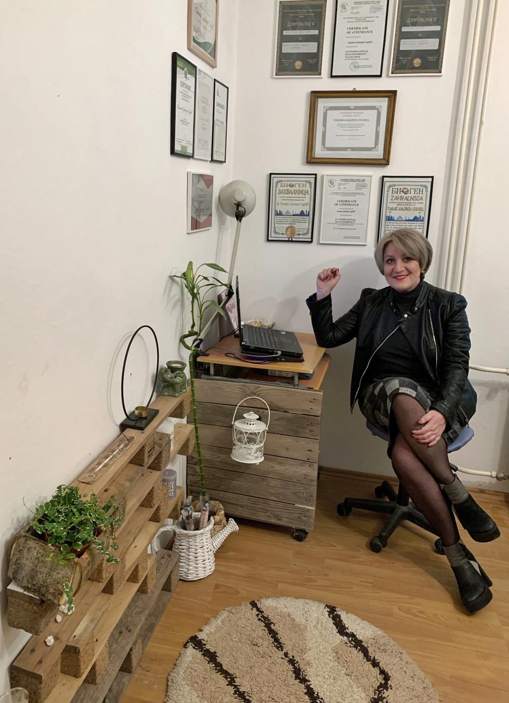 Tamara Galonja Coghill 4 Tamara Galonja Coghill o energetskoj psihologiji: Živim ono što volim da radim!