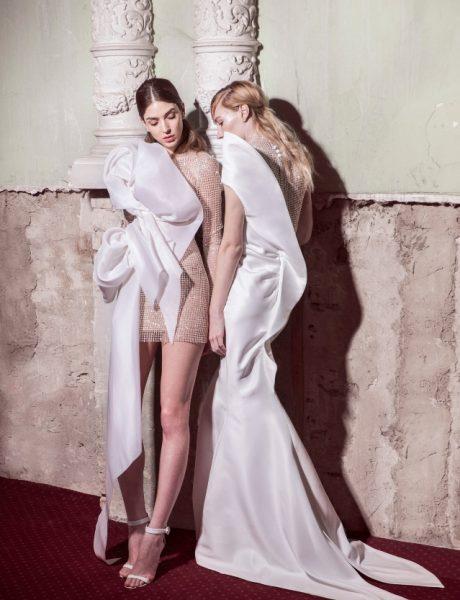 INES Atelier predstavlja novu Bridal kolekciju 2020/21