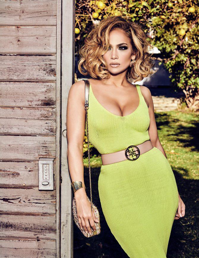 jennifer lopez for guess 2 e1583414653160 Jennifer Lopez ponovo u glavnoj ulozi reklamne kampanje brenda Guess