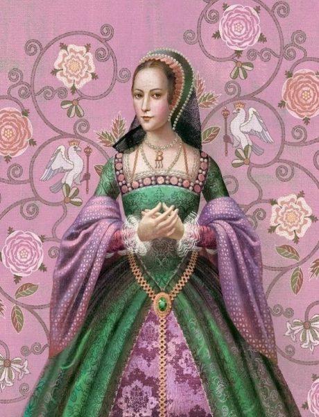 Anna Boleyn kao neočekivana (modna) muza u karantinu
