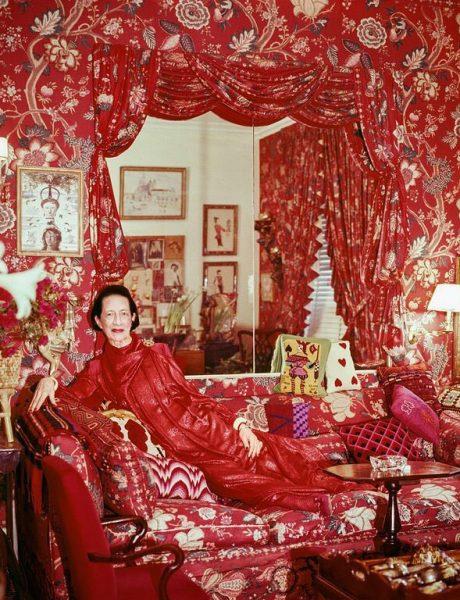 """""""Zašto ne bi?"""" Diana Vreeland kao inspiracija za dane u kućnom karantinu"""