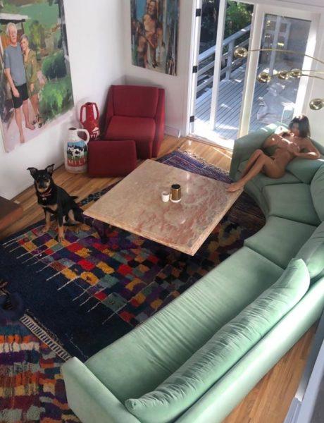 #interiorinspo: U kući Emily Ratajkowski