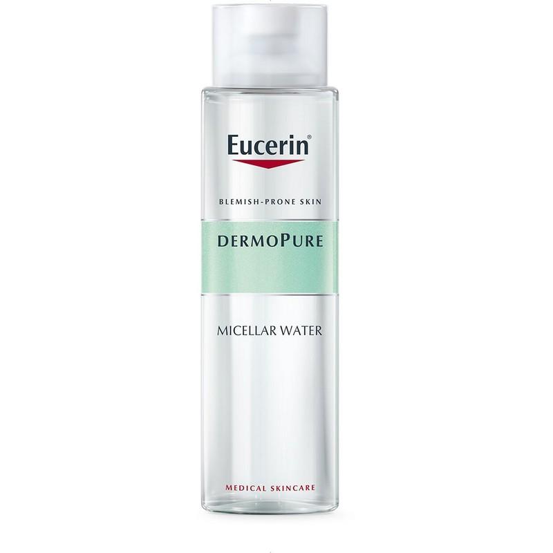 Eucerin DermoPure Micelarna voda za ciscenje masne koze Saveti za negu problematične kože koji stvarno rade