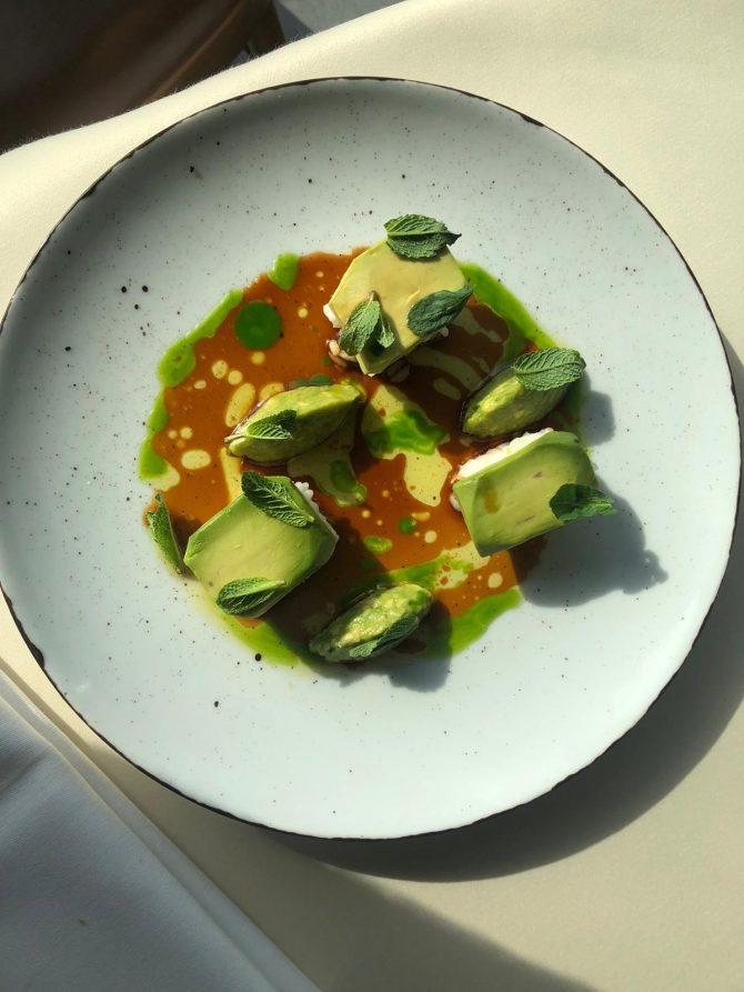 Suši sa avokadom – Pripremajte jela kod kuće kao Gijom Iskanader