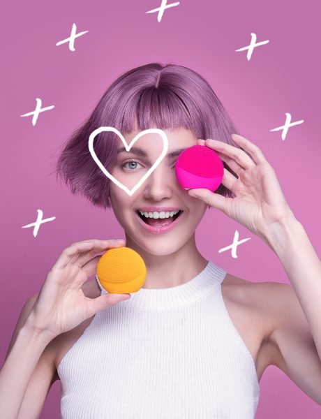 Prijavi se za FOREO Beauty Glow Up Session & osvoji FOREO LUNA Play Plus!