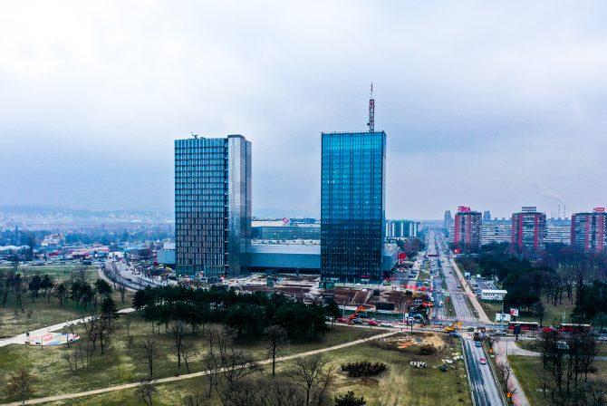 Usce Towers e1591871587449 Novo idealno mesto za podršku i razvoj poslovanja   svečano otvoren Ušće Tower Two