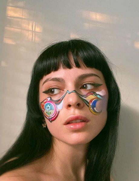Šminka kao umetničko delo