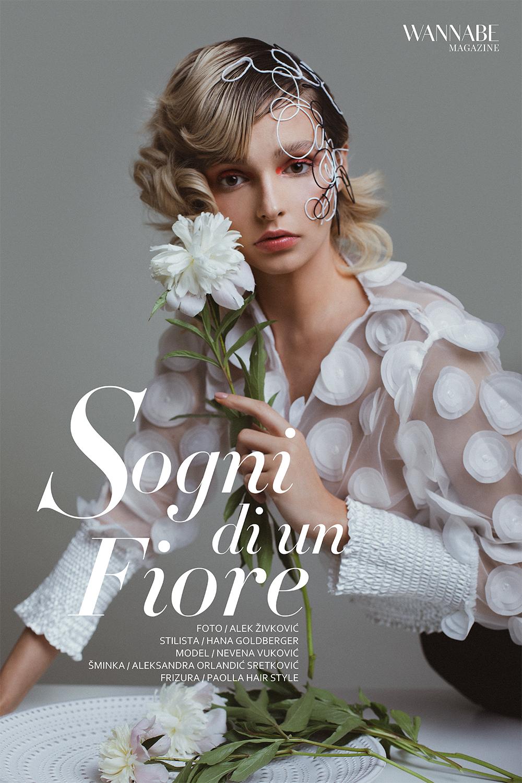 0 naslovna 1 1 WANNABE EDITORIJAL: Sogni di un Fiore