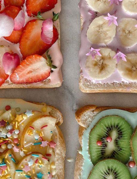 4 recepta za savršen jutarnji tost