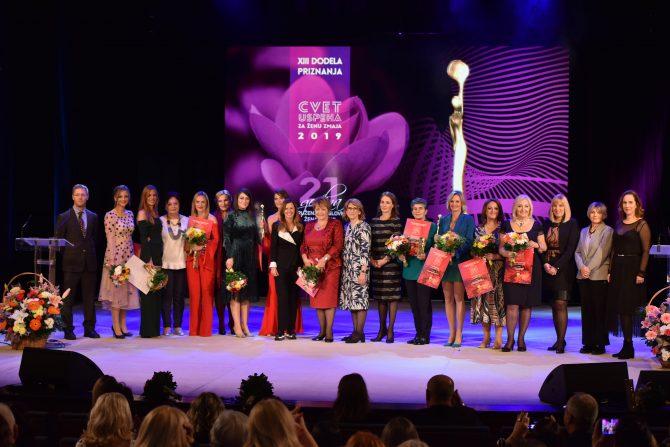 Cvet uspeha za žanu zmaja 2019 e1595406703958 Izbor najboljih preduzetnica u Srbiji   Konkurs za Žene zmajeve otvoren do kraja jula!