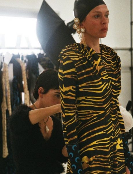Marine Serre – nova zvezda pariske modne scene