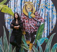 #5stories: Priča o slikarki Jeleni Katanić: Ako radiš ono što ti se dopada, uspeh će sigurno doći!