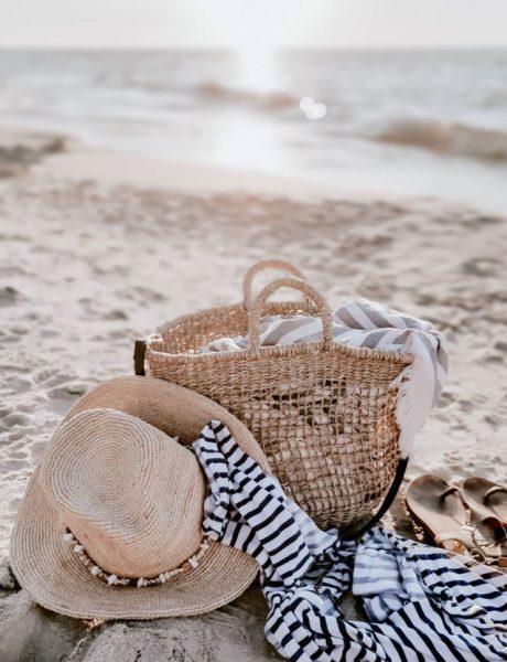 Šta sve mora da sadrži torba za plažu