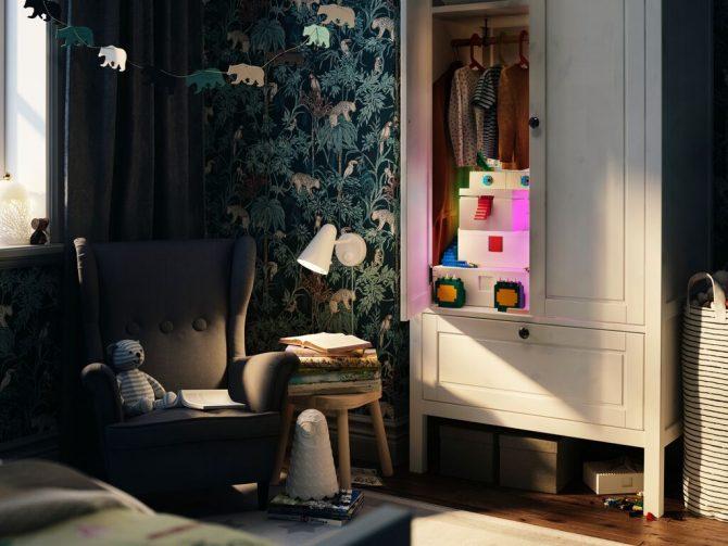 BYGGLEK 2 e1598524772907 IKEA i LEGO predstavljaju BYGGLEK – kreativno rešenje koje povezuje uređeni dom i nesputanu dečju igru