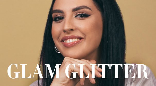 Glam Glitter Sephora Look