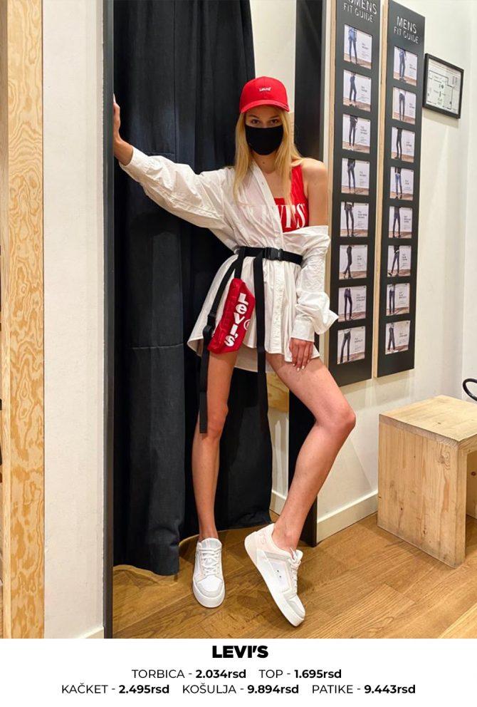 LEVIS e1597414588150 UŠĆE Shopping Center Fashion Report   predlozi za kul letnje outfit e