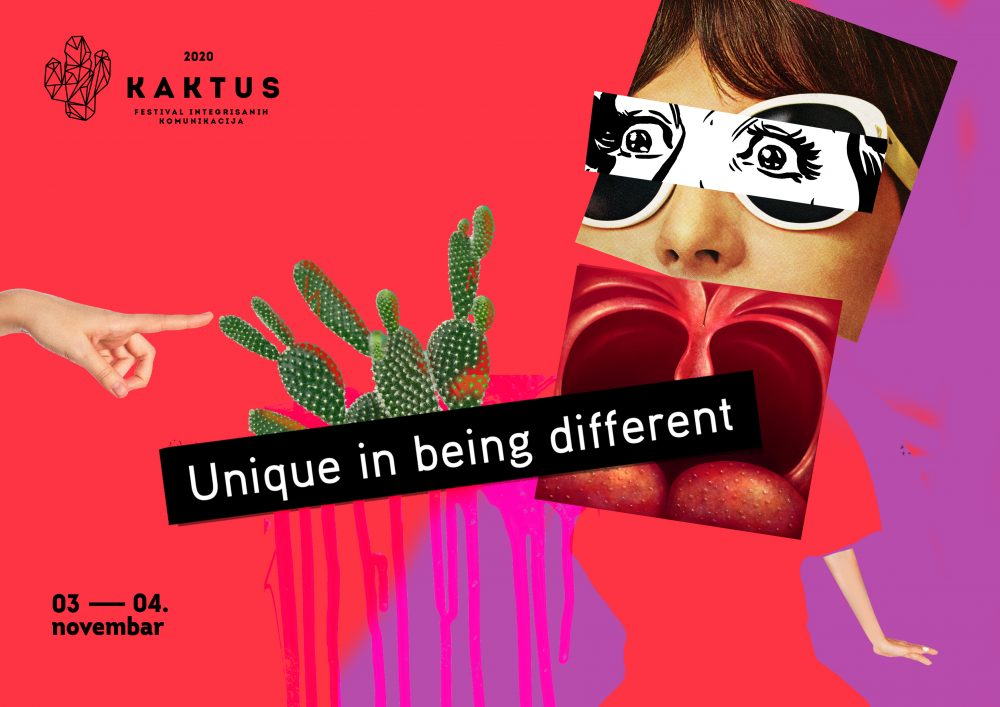 Kaktus KV horizontal 3 e1604047941103 Bogat program festivala KAKTUS 2020 i premijera filma Kreativni gen