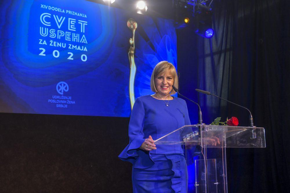 Sanja Popović Pantić predsednica UPŽ e1603971267789 Proglašene najbolje preduzetnice i rodno najsenzitivnije kompanije u Srbiji