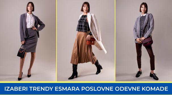 Izaberi trendy Esmara poslovne odevne komade