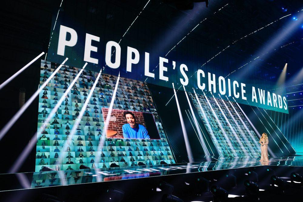 EPCA 2020 E Entertainment NBCU e1605531079353 Proglašeni pobednici 2020 E! Peoples Choice Awards