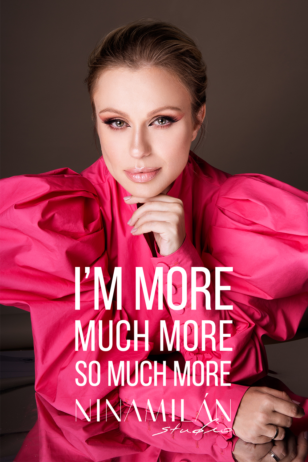 NINA INTERVIEW 3 Nina Milović: IM MORE, MUCH MORE, SO MUCH MORE
