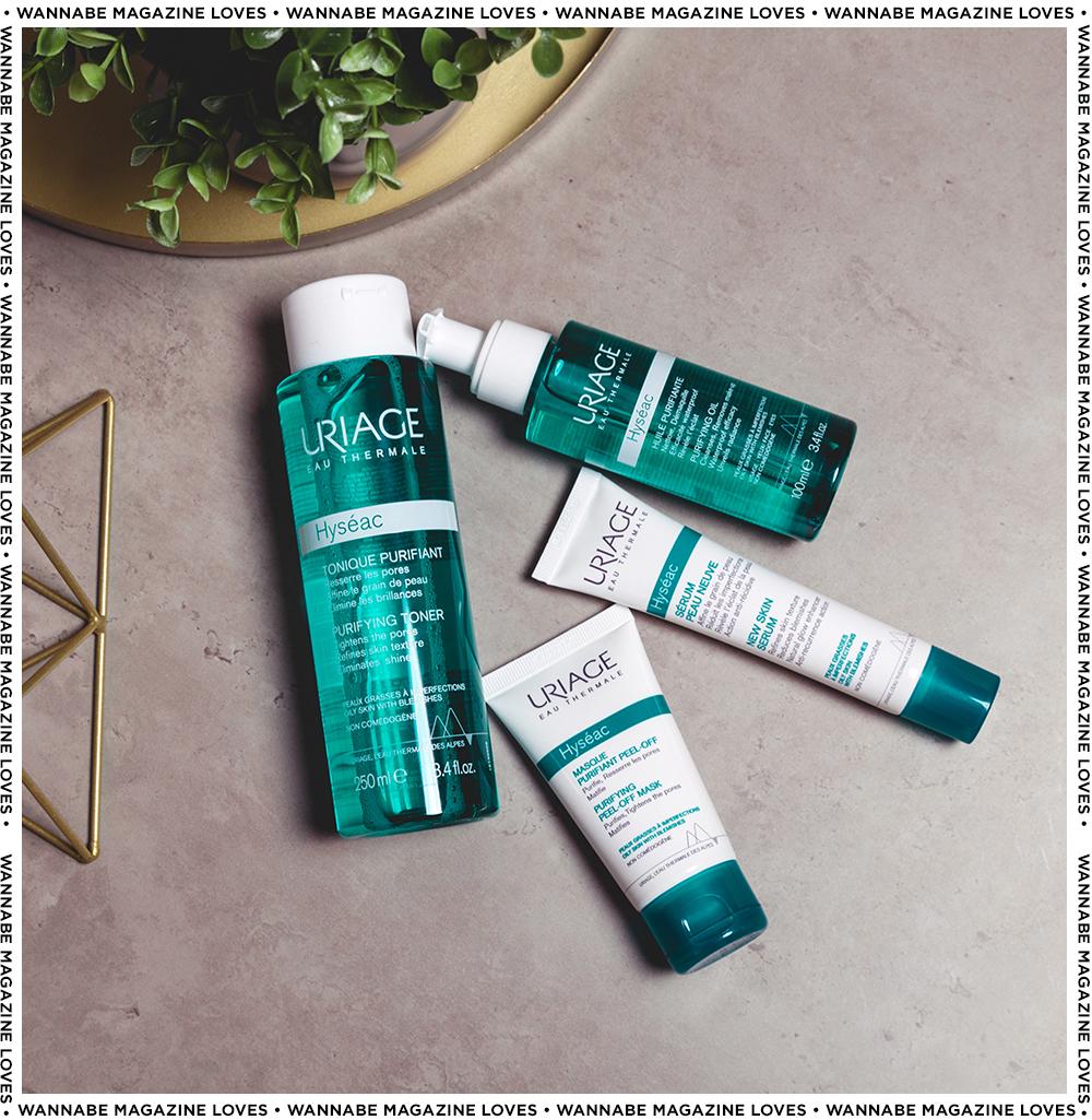 Uriage 1 Spas za masnu i kombinovanu kožu: 4 nova proizvoda za negu koje ćeš obožavati!