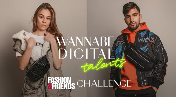WANNABE Digital Talents: Fashion & Friends Challenge (Ivica VS Dejana)