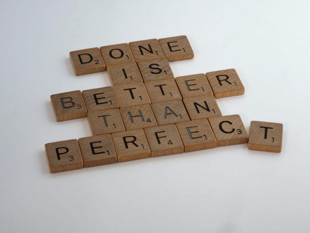 brett jordan fMbRKk2la0s unsplash e1608034619737 Zašto perfekcionizam nije tako perfektan?