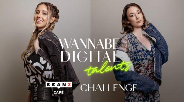 WANNABE Digital Talents: BeanZ Cafe challenge (Milica VS Marija)