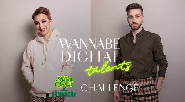 WANNABE Digital Talents: Somersby challenge (Ana VS Ilija)