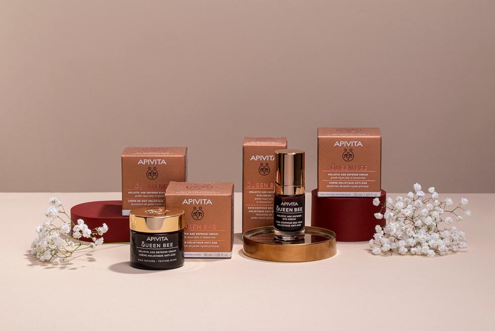 APIVITA1 svi proizvodi za tekst Beauty trend koji moraš da probaš: Matični mleč u anti age nezi kože