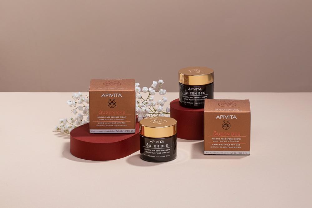 APIVITA2 1 Beauty trend koji moraš da probaš: Matični mleč u anti age nezi kože