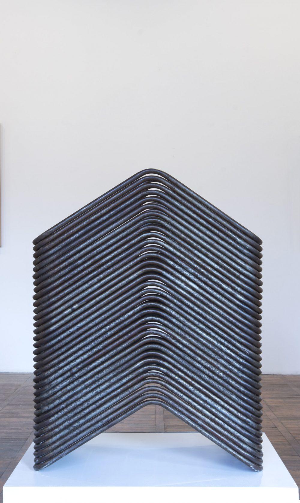 09 Forme 02 e1616583710433 Veliki broj skulptura iz različitih faza stvaralaštva Mire Brtke, izložen u Muzeju grada Beograda