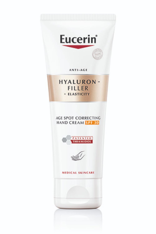 nova 2 Eucerin®Hyaluron Filler+Elasticity kreme za ruke   ne samo negovane, već i podmlađene ruke