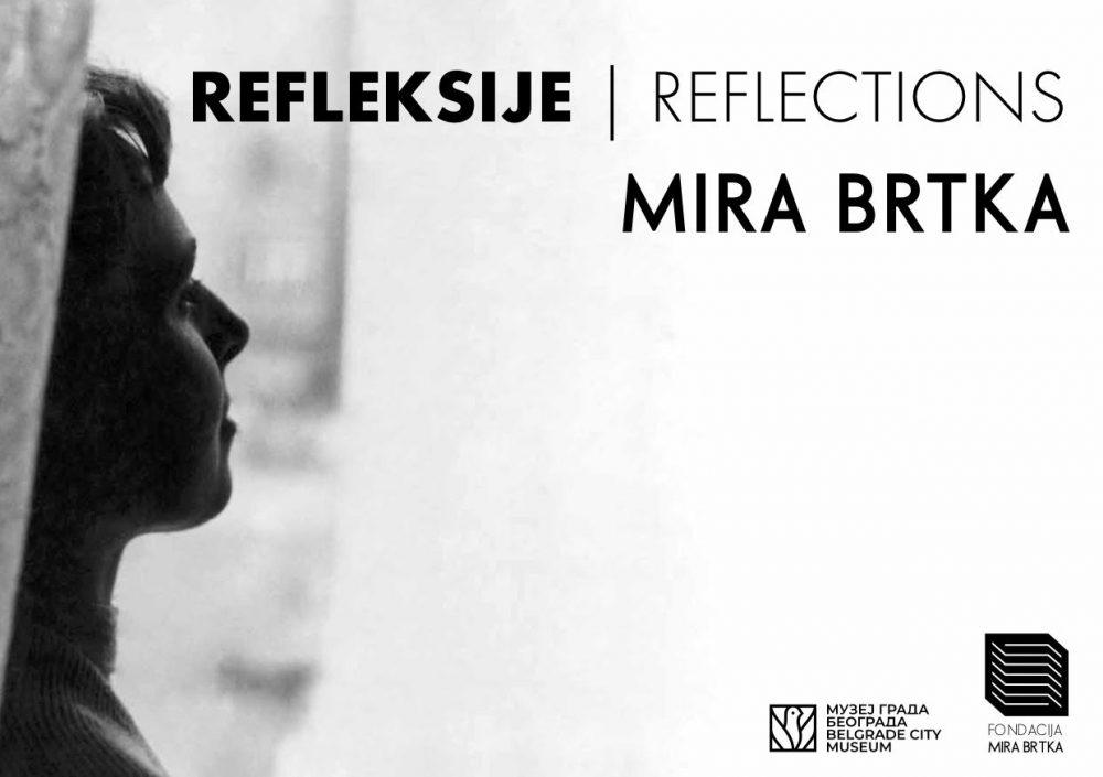 unnamed 1 e1615563103852 Fondacija MIRA BRTKA i Muzej grada Beograda predstavljaju retrospektivnu izložbu radova Mire Brtke, REFLEKSIJE