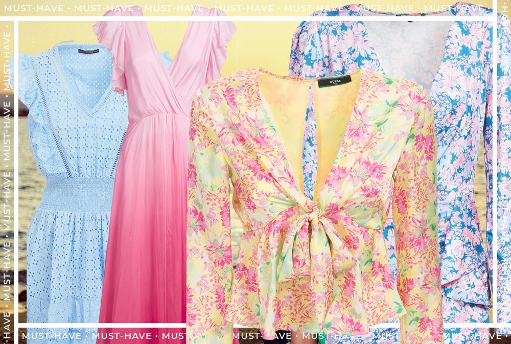 guess 1 2 Senzualnost i elegancija su našli savršeni balans u ovim modnim komadima, a pogledajte i kojim