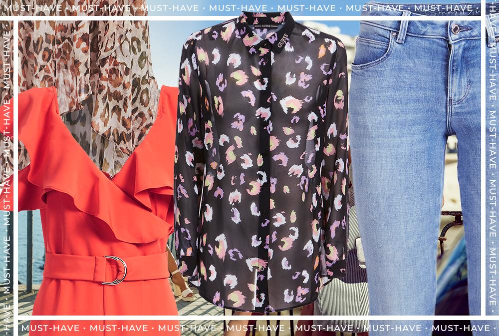 guess 3 2 Senzualnost i elegancija su našli savršeni balans u ovim modnim komadima, a pogledajte i kojim