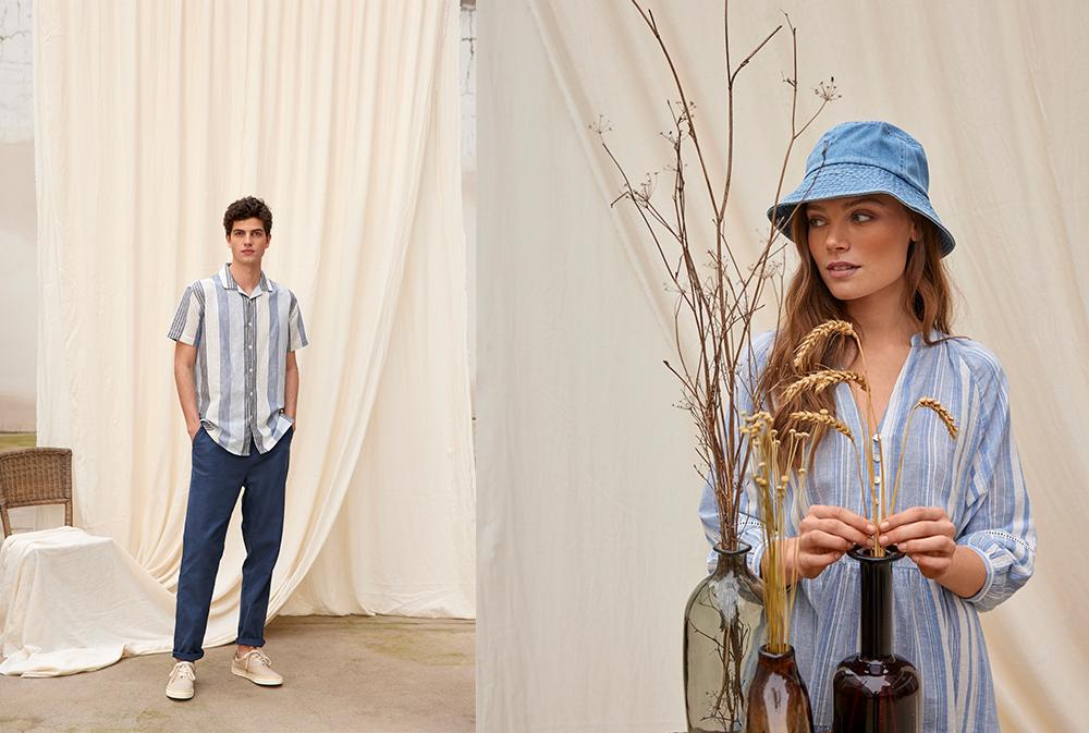 spf 3 Springfield nam predstavlja novu modnu kolekciju sa fokusom na laneni materijal i održivost