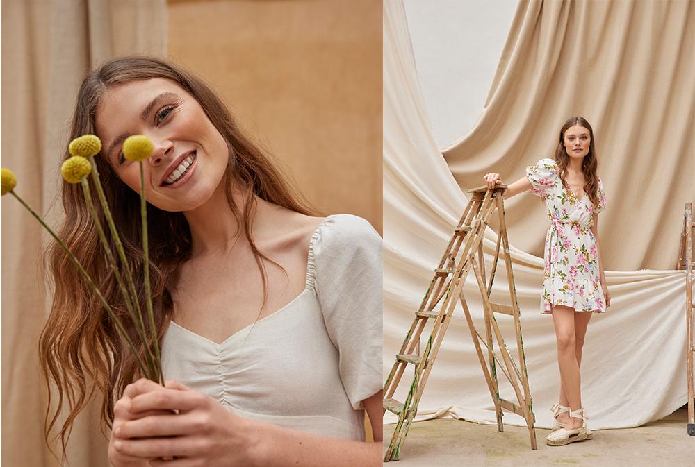 spf 4 Springfield nam predstavlja novu modnu kolekciju sa fokusom na laneni materijal i održivost