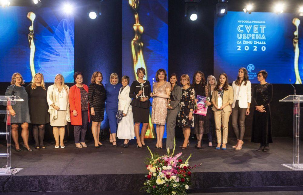 Cvet uspeha za zenu zmaja 2020. scaled e1625047928840 Preduzetnice, otvoren je jubilarni konkurs za Žene zmajeve