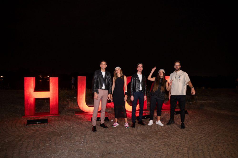HUGO Louder ambasadori scaled e1626432665511 Glas za autentičnost i street kulturu   Zvanično predstavljena prva HUGO radnja na prostoru bivše Jugoslavije