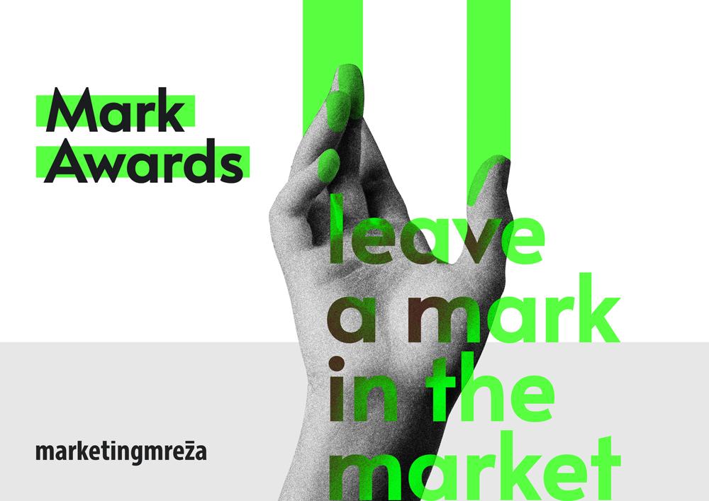 Mark Awards horizontalni Mark Awards – priznanja za stručnjake iz kompanija  koji ostavljaju trag na tržištu