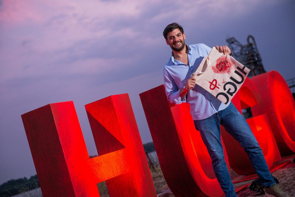 Milan Maric scaled e1626432687284 Glas za autentičnost i street kulturu   Zvanično predstavljena prva HUGO radnja na prostoru bivše Jugoslavije