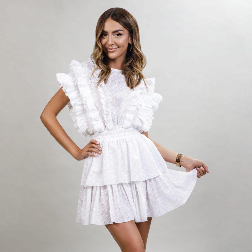 340A1077 scaled e1627912250191 Odaberi svoju haljinu za nezaboravno modno leto   iz WANNABE x Nataša Pejašinović kolekcije