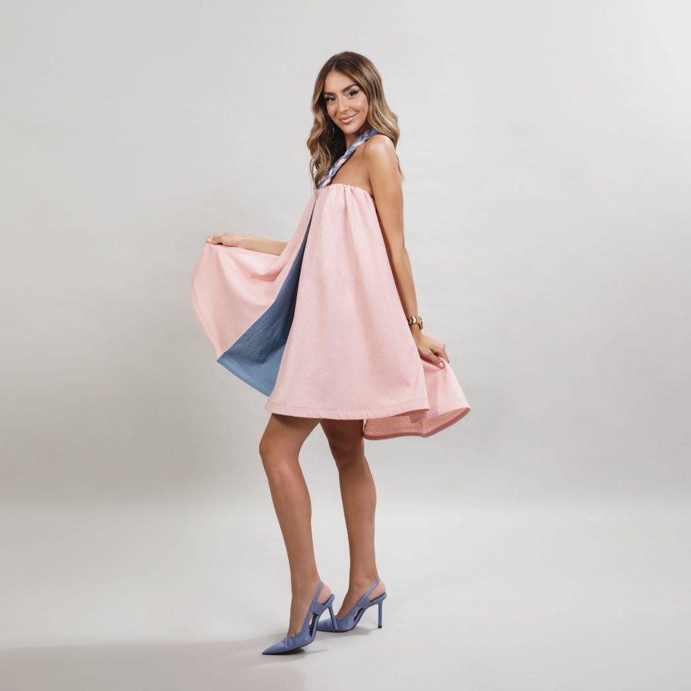 340A1213 scaled e1627913054606 Odaberi svoju haljinu za nezaboravno modno leto   iz WANNABE x Nataša Pejašinović kolekcije